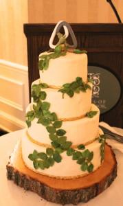 Carabiner Wedding Cake