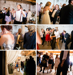 Cambridge Slit Barn Wedding Dancing